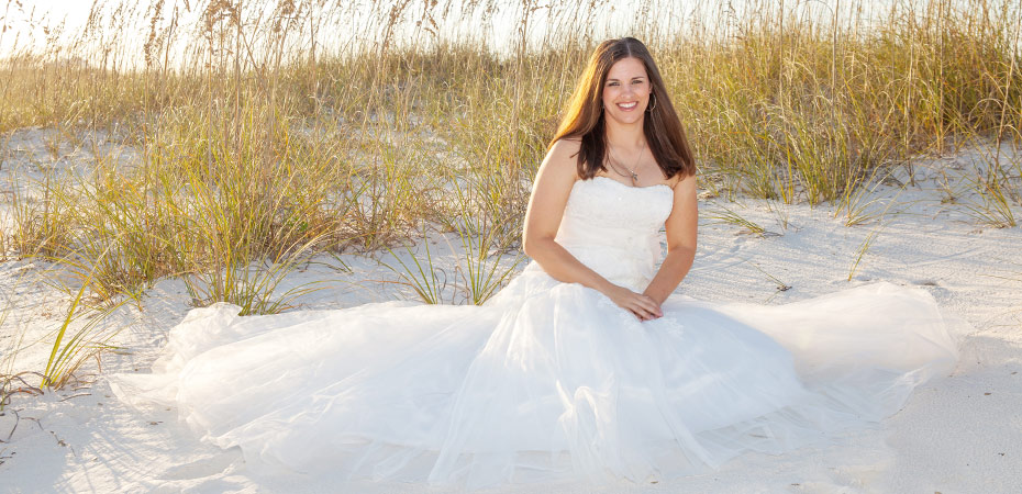 pensacola beach wedding photography